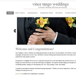 Vince Tango Weddings photo