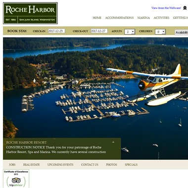 Roche Harbor wedding vendor preview