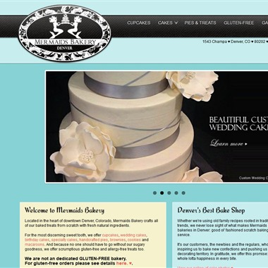 Mermaids Bakery wedding vendor preview