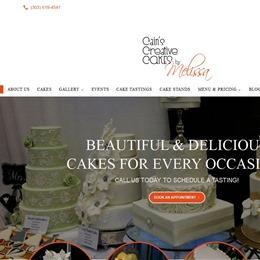 Cain's Creative Cakes By Melissa photo