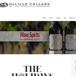 DeLille Cellars Chateau photo