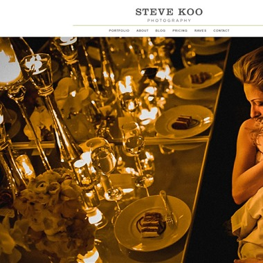 Steve Koo Wedding Photography wedding vendor preview