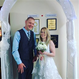 Hand Written Weddings / Blesssings Wedding Chapel photo