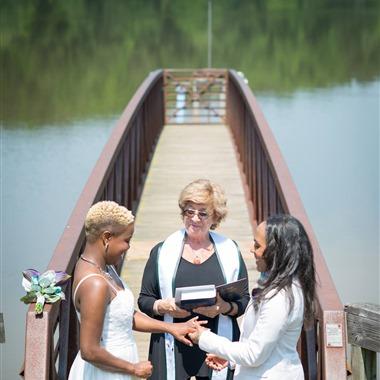 Ann McKenzie,Joy-Filled Ceremonies wedding vendor preview