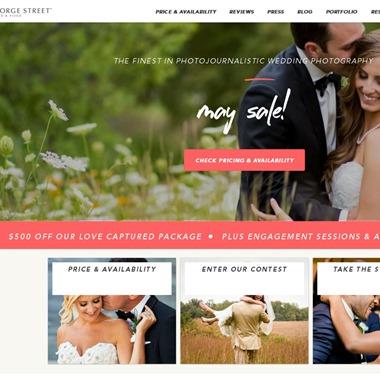 George Street Photo & Video wedding vendor preview