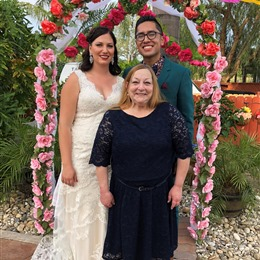 Celebrate Two Wedding Officiant Svc photo