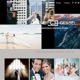 Clane Gessel Wedding Photography Seattle photo