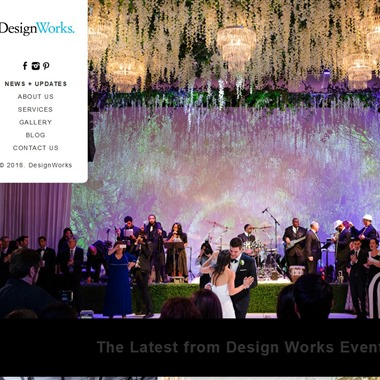 Design Works Denver wedding vendor preview