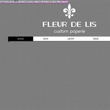 FLEUR DE LIS wedding vendor preview