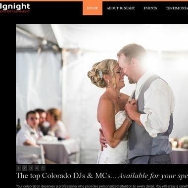 Ignight Entertainment wedding vendor preview
