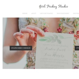 Girl Friday Studio photo