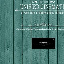 Unified Cinematic Wedding Video  photo