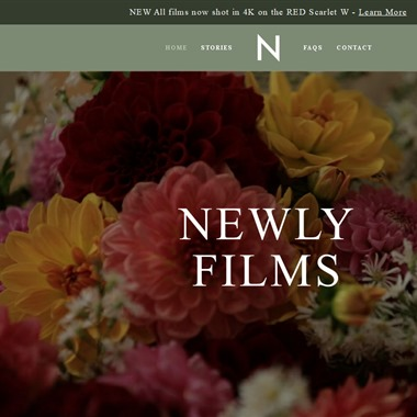 Newly Films  wedding vendor preview