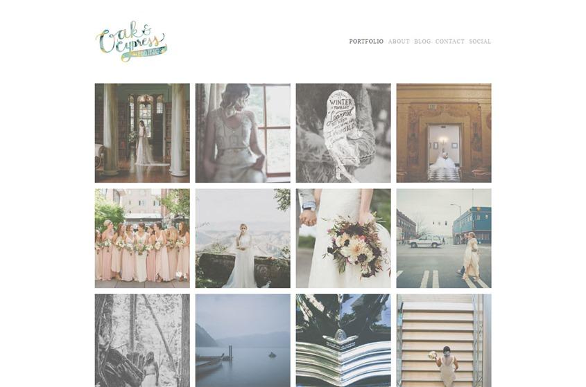 Oak & Cypress Weddings wedding vendor photo