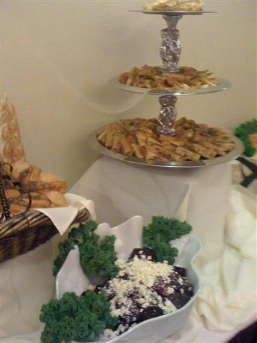 Los Agaves Dining Services wedding vendor photo