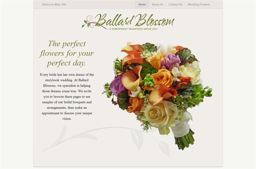 Ballard Blossom wedding vendor photo