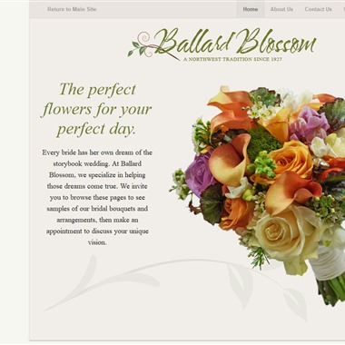 Ballard Blossom wedding vendor preview