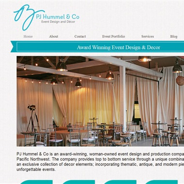 PJ Hummel & Co wedding vendor preview