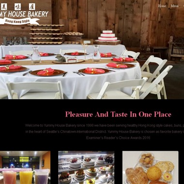 Yummy House Bakery wedding vendor preview