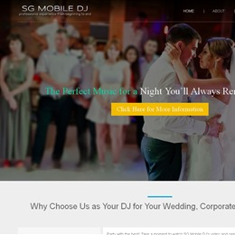 SG Mobile DJ Service/ Jeff Onorato photo