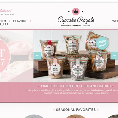 Cupcake Royale wedding vendor preview