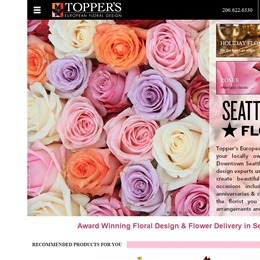 Topper's European Floral Design photo