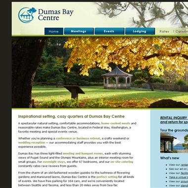 Dumas Bay Centre wedding vendor preview
