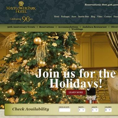 Mayflower Park Hotel wedding vendor preview