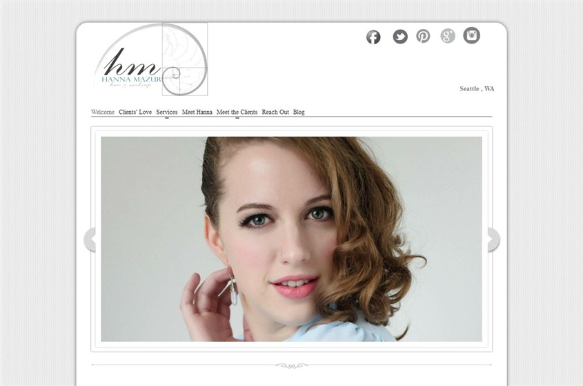 Hanna Mazur, Make-up and Hair Artist wedding vendor photo