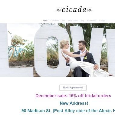 Cicada wedding vendor preview