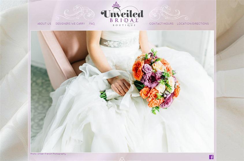 Unveiled Bridal Boutique wedding vendor photo