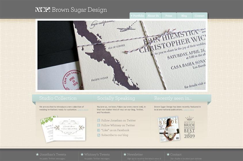 Brown Sugar Design wedding vendor photo