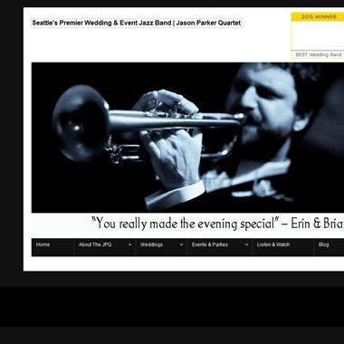 Jason Parker Quartet wedding vendor preview