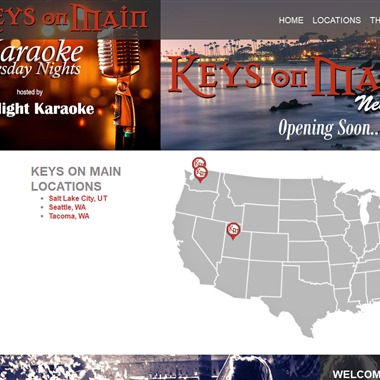 Keys On Main wedding vendor preview