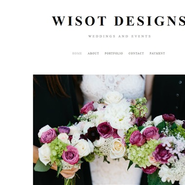 Wisotdesigns wedding vendor preview