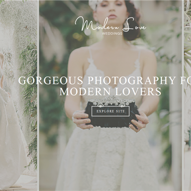 Modern Love Weddings wedding vendor preview