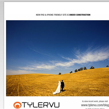 Tyler Vu Photography wedding vendor preview