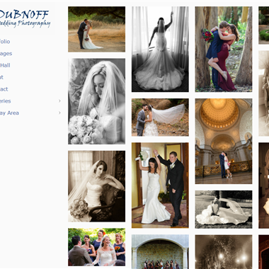 Dubinoff Wedding Photography wedding vendor preview
