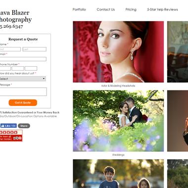 Slava Blazer Photography wedding vendor preview