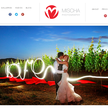 Mischa Photography wedding vendor preview