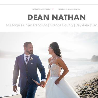 Dean Nathan Photography wedding vendor preview