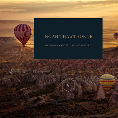 Noah Hawthorne Photography wedding vendor preview