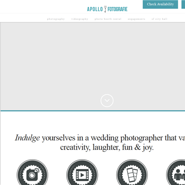Apollo Fotografie wedding vendor preview