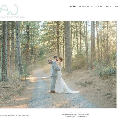 Anna Wu Photography wedding vendor preview