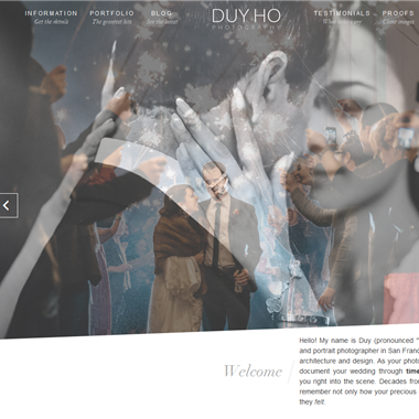 Duy Ho Photography wedding vendor preview