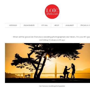 Loic Nicolas Photography LLC  wedding vendor preview