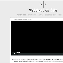 Wedding on Film photo