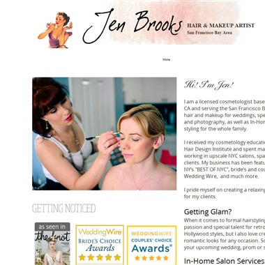 Styled By Jen wedding vendor preview
