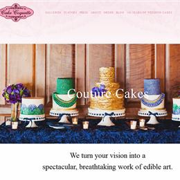 Cake Coquette photo