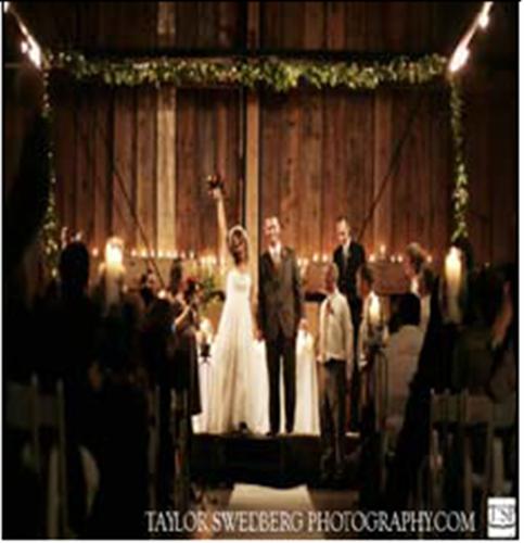 The Pickering Barn wedding vendor photo
